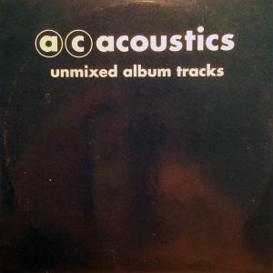 ACAcousticsUnmixedAlbumTracks