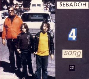 Sebadoh4SongCD